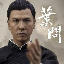 IP MAN DONNIE YEN ENTERBAY 1/6 REAL MASTERPIECE 12 INCH FIGURE ES AQ2002