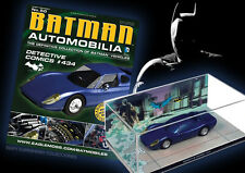 COLECCION COCHES DE METAL ESCALA 1:43 BATMAN AUTOMOBILIA Nº 50 DET. COMICS #434