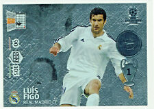 Panini Adrenalyn XL Champions League 2012-13 Luis Figo Real Madrid CF