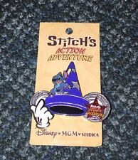 DISNEY PIN STITCH WHITE GLOVE ACTION ADVENTURE MGM STUDIOS LE PINS SET / LOT