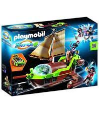 Playmobil barco pirata Camaleon con Ruby.
