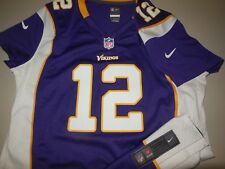 Nike Minnesota Vikings Percy Harvin Football Jersey On Field Athletic Women's XL
