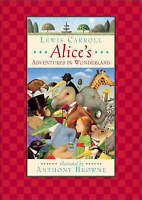 Alice's Adventures in Wonderland, Carroll, Lewis, Very Good Book