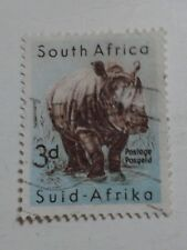 SOUTH AFRICA STAMP - 3d