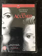 The Accused [DVD] **New & Sealed**
