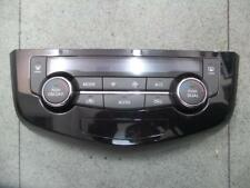 NISSAN XTRAIL HEATER/AC CONTROLS CLIMATE CONTROL TYPE, T32 03/14- 14 15 16 17
