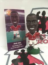 CORINTHIAN PROSTARS MANCHESTER UNITED ANDY COLE PRO425  WITH CARD