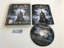 Batman Arkham Asylum - Sony PlayStation PS3 - PAL FR - Avec Notice