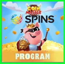 Coin Master Spins program - Generate your own spins