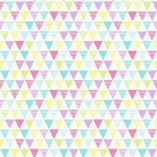 Arthouse Jester Bright Multi Wallpaper 696005 Triangles Geometric Children
