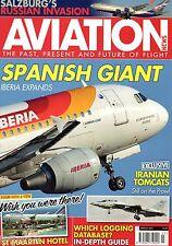 Aviation News 2012 March Iberia,P-8 Poseidon,F-14,Saturn Airways