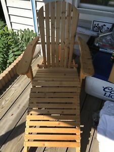 100% Real Wood Arondiak Chair Set