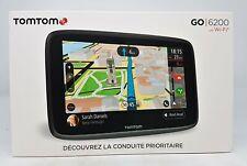 TomTom GO 6200 Navigationsgerät mit WiFi, schwarz - OVP, Händler