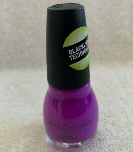 SINFUL COLORS***LIMITED TIME***Nail Color~~~yOu chOOse~~~0.5 Fl Oz/15 mL~~~NEW