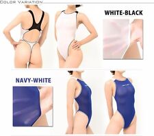 Japanese Swimsuit Realise monokini thong back 2b anime underwear