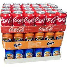 """Coca Cola,Fanta & Spezi je 24 x 0,33l Dose XXL-Paket """"72 dosen total"""""""