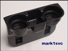 suv double coffee cup cell holder porsche 944 968 986 987 996 boxter no tools