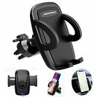 Mpow Cell Phone GPS 360° Rotating Car Air Vent Mount Holder Cradle Stander Dock