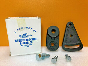Brewer Machine & Gear SM Series Universal Drive Base Mount Tensioner New In Box!
