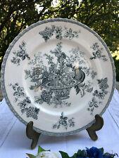 Assiette plate Bountiful Staffordshire England Myott, Son & C° Ltd 25 cm