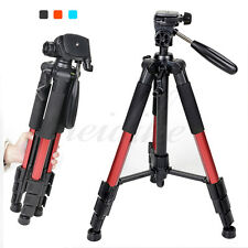 ZOMEI Q111 Aluminium Lightweight Tripod WithPan head For Canon Nikon DSLR Camera