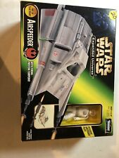 Star Wars Expanded Universe Airspeeder with exclusive Airspeeder Pilot Kenner