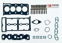FITS VAUXHALL CORSA & COMBO 1.3 CDTi DIESEL HEAD GASKET SET & HEAD BOLTS 2004-11