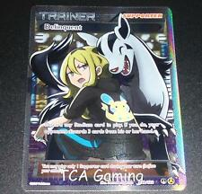 Delinquent 98b/122 XY Breakpoint FULL ART Pokemon Card (XY Trainers' Kit) NM