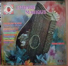 CITHARE MAGIQUE HANSI ROLER COCCINELLE VARIETES  FRENCH LP DECCA