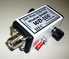 WD-200 Windom Balun 1:6 /  0,5-30 MHz / 200 W