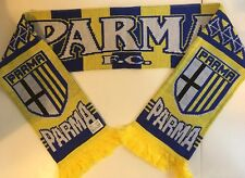 PARMA Football Scarves New from Soft Luxury Acrylic Yarns