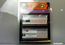 2GB Corsair XMS2 DHX, 2x 1GB DDR2 RAM Arbeitsspeicher TWIN2X2048-6400C5DHX, NEU