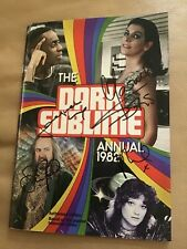 DARK SUBLIME LONDON THEATRE PROGRAMME SIGNED