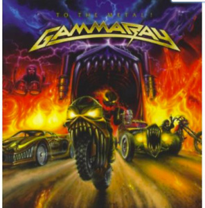 Gamma Ray To The Metal Vinyl LP RSD 2020 Limited Edition New Sealed