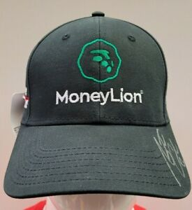 Austin Cindric #22 Money Lion Nascar Driver hat