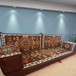 Arabic majlis floor sofa seating,floor cushions,floor bed,furniture / SHI_FS265