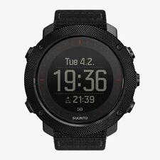 Suunto Traverse Alpha Black Red - Multisport GPS Watch - New - SS023157000