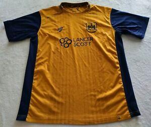 2016 Bristol City Away Football Shirt