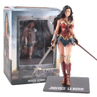 Justice League Wonder Woman Artfx Statue PVC Figure Collectible Model Toy