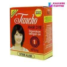 Tancho Hair Dye Powder Natural Black 6gr