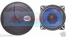 """RADIOMOBILE UNIVERSALE 4 """" 100mm 10cm 70W 4ohm DUAL CONE Autoradio / ALTOPARLANTI STEREO"""