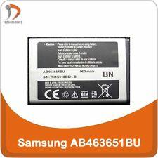 SAMSUNG AB463651BU Batterie Battery Batterij Originale S3370 Corby 3G S5550