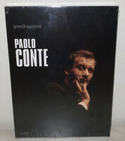 3 CD PAOLO CONTE - GRANDI SUCCESSI - NUOVO NEW