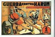 El guerrero del antifaz, nº 30. Guerra contra Harúm. Manuel Gago.