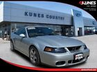 2004 Ford Mustang Cobra 2004 Ford Mustang, Silver Clearcoat Metallic with 46760 Miles available now!