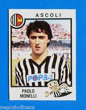 CALCIATORI PANINI 1982-83 - Figurina-Sticker n. 14 - MONELLI - ASCOLI -Rec