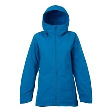 Burton Women's Gore Tex AK 2L Blade Jacket Shell Blue Medium NWT snowboard ski
