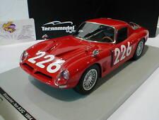 Tecnomodel TM18-33B # Bizzarrini 5300 GT #226 Targa Florio 1966 G.Nieri 1:18