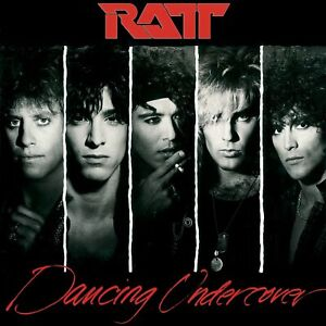 CD Ratt - Dancing Undercover Remastered 2014 Rock Candy label Fast FREE Shipping