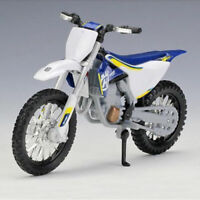HUSQVARNA FC 450 1:18 DieCast Motocross MX Toy Model Bike NEW MAISTO Cake Topper